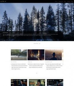 Post Slider Page