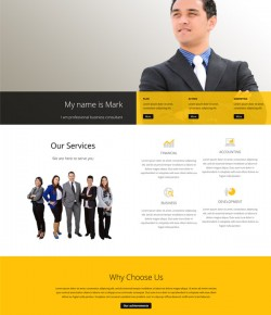 Resume Page Copy